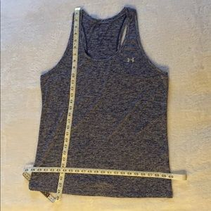 Under Armour tank - worn once - WL